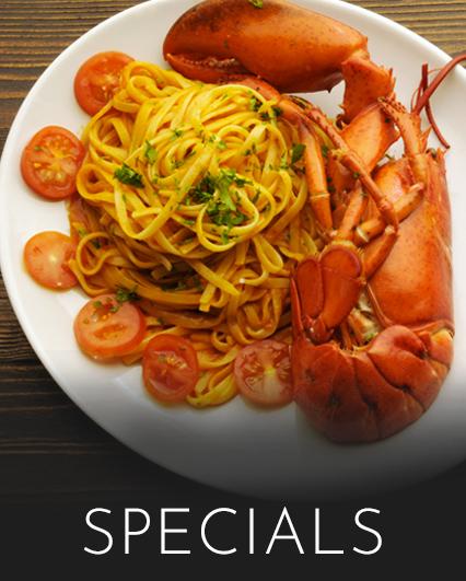 Roma Restaurant | Specials Menu - Tuckahoe, NY